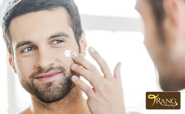 Spa chăm sóc da mặt cho nam tại Đức Giang, Long Biên
