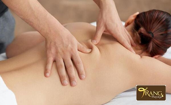 Spa massage body giá rẻ Đức Giang, Long Biên