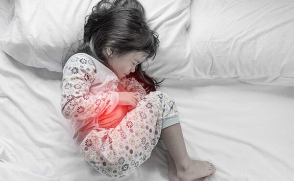 Viêm dạ dày cấp ở trẻ em