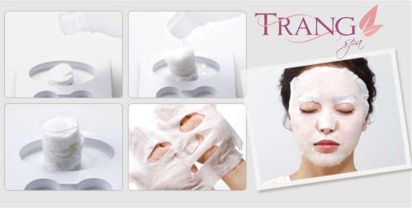 Cách dùng lotion mask