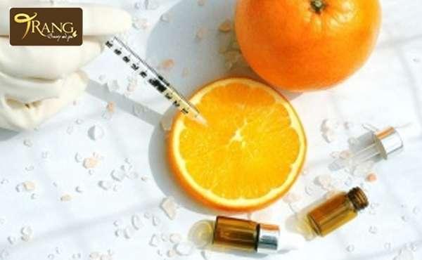 Điện di vitamin c là gì
