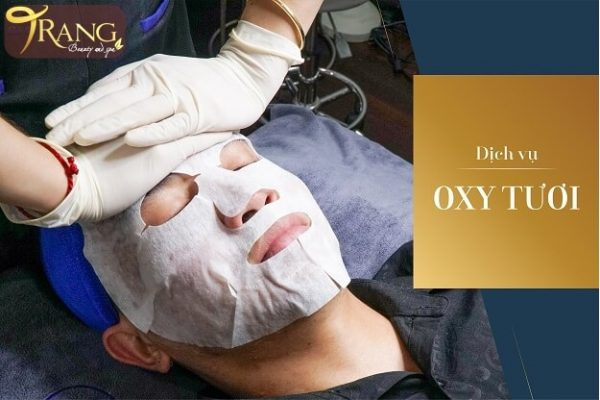 Điều trị mụn Oxy tươi tại Trang Beauty Spa, Gia Lâm