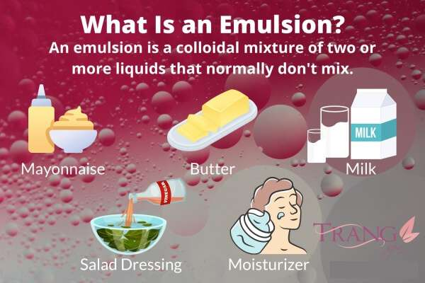 Emulsion meaning