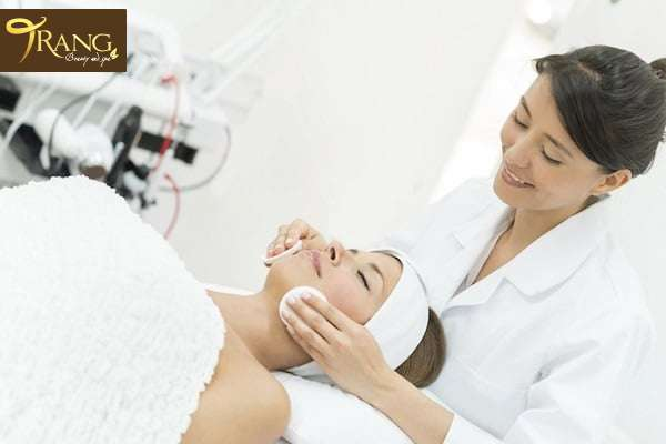Học nghề Trang Beauty Spa