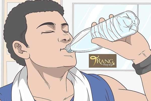 Nguyên tắc uống nước đúng cách