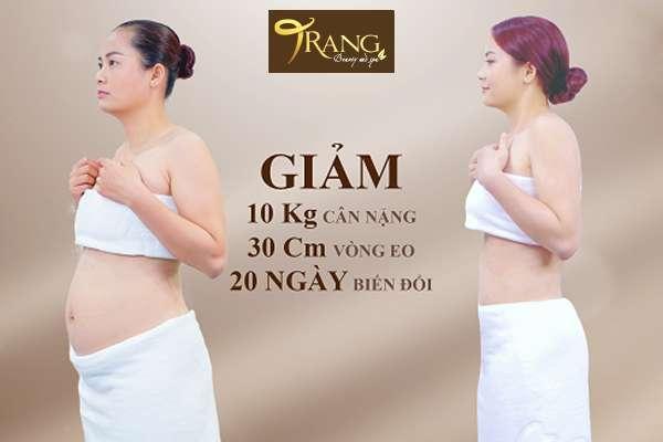 Spa giảm béo uy tín ở Mai Lâm, Đông Anh