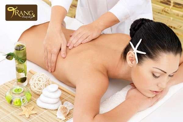 Spa massage body giá rẻ Long Biên, Hà Nội