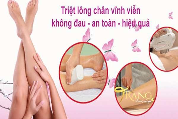 Spa triệt lông chân tốt nhất Mai Lâm, Đông Anh