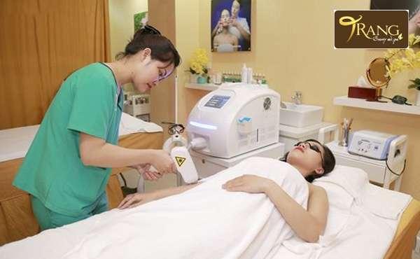Spa triệt lông tay tốt nhất huyện Gia Lâm, Hà Nội