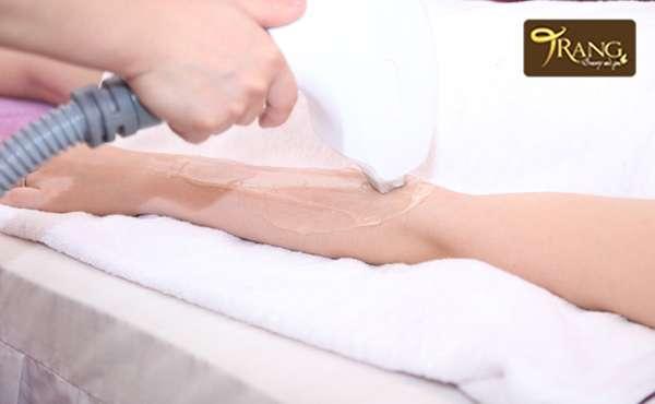 Spa triệt lông tay uy tín ở Yên Thường, Gia Lâm