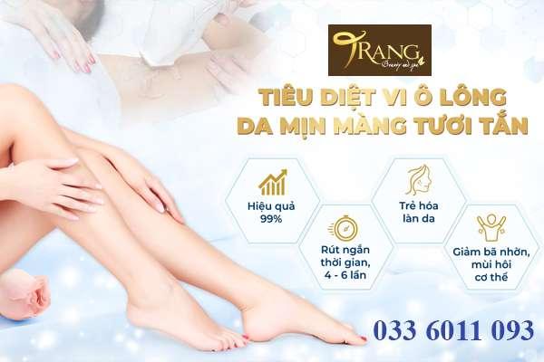 Spa triệt lông ở Ngọc Lâm, Long Biên