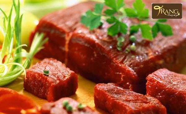 Tại sao cắt mí phải kiêng thịt bò