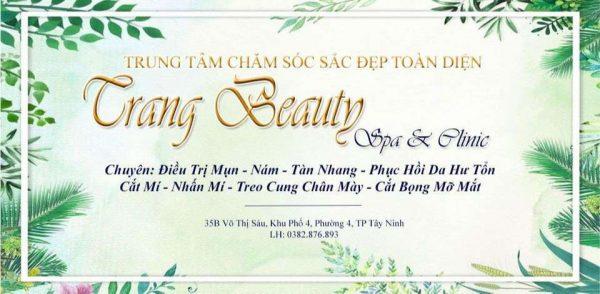 Trang Spa Cosmetic Tây Ninh