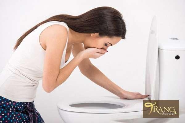 Viêm dạ dày ruột cấp ở người lớn