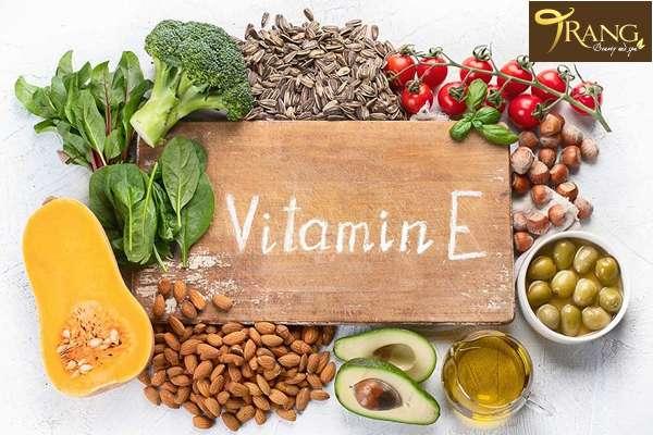 Vitamin e có giảm đau bụng kinh
