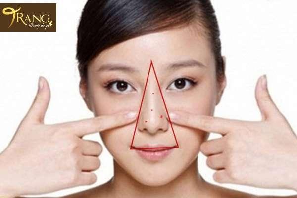 Điều trị mụn bọc ở mũi