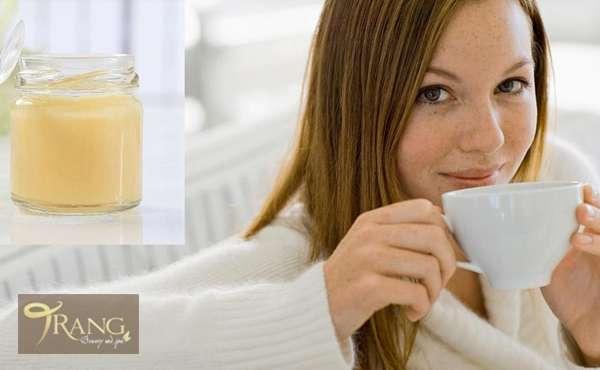 Phụ nữ uống sữa ong chúa có tốt không