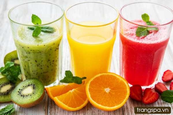 Uống nước ép như thế nào để giảm cân