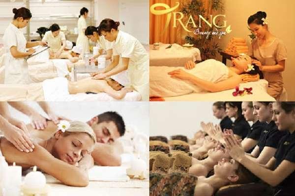 Cơ hội làm việc lương cao tại Trang Spa