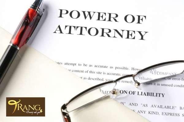 Power of attorney là gì